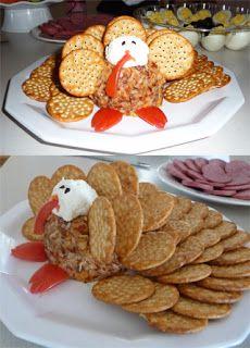 Fun Thanksgiving Desserts | Fun Thanksgiving Cheese Ball