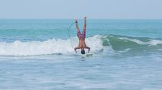Travel Photography - Surfing