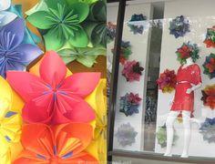 Flores de origami passo a passo para dia das mães - Artesanato Brasil