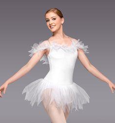 """Swan Lake"" Adult Tutu Dress - Style Number: TH4062"