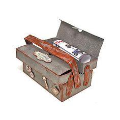 Viva Decor Gift Box Stencil - Tool Case #17