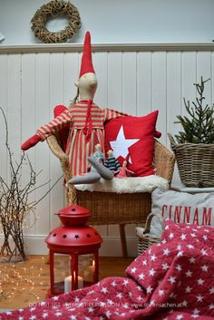 SeelenSachen: I`m dreaming of a red Christmas *träller*