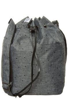 Herschel CARLOW CROSS - Umhängetasche - grey/black für 64,95 € (24.10.16) versandkostenfrei bei Zalando bestellen.