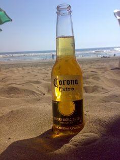 corona  ... at the beach!!
