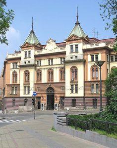 Vojska (military building) - Belgrade