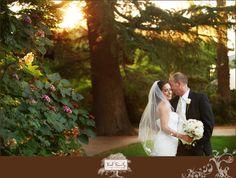 Romance on Wedding Day