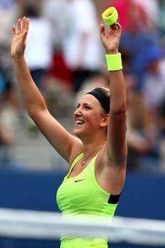 Victoria Azarenka Photo - 2012 US Open -