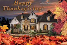 Happy Thanksgiving from all of us at Arthur Rutenberg Homes!