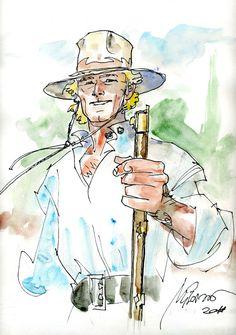 Passato, presente e futuro in casa Bonelli - Ken Parker - W. Ken Parker, Westerns, Le Far West, Fun Comics, Various Artists, Comic Artist, Wild West, Alter, Cool Art