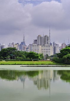 Parque do Ibirapuera - São Paulo, SP, Brazil