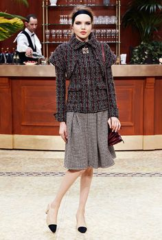 Ready-to-wear - Cruise 2015/16 - Look 48 - CHANEL