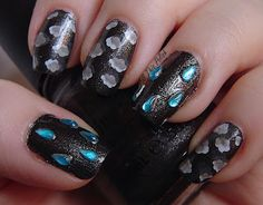 All This Polish: Spring ASBMF Challenge #4: April Showers