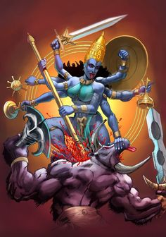 Hanuman Tattoo, Kali Tattoo, Durga Images, Ganesh Images, Lord Ganesha Paintings, Lord Shiva Painting, Shiva Art, Shiva Shakti, Indian Gods