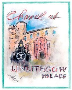 Ha sfilato in Scozia Paris-Édimbourg la linea dei Mestieri d'Arte creata da Karl Lagerfeld per Chanel