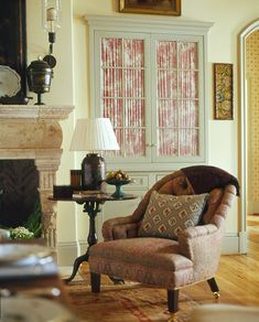 Cathy Kincaid Interiors   Southern Accents Show House