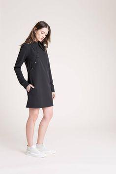 NEW Short Dress / Long Sleeve Dress / Shirt Dress / Long Tunic