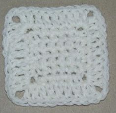 Free Granny Square Patterns to Crochet Afghans, Blankets, and More: Simple Rows and Rounds Granny Square