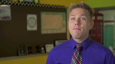 Ryan Devlin is featured as an American Graduate Day champion in this video produced by his local PBS station, WPSU.