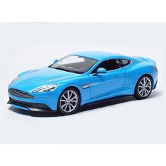 Aston Martin Vanquish 2014 (Welly) scale 1:24