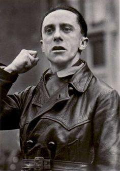 Joseph Paul Goebbels: Genio(???) malvado nazi o mito en si mismo