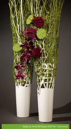 Floral art...Tomas De Bruyne