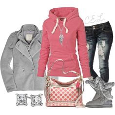 ♥comfy♥cute♥, created by sweetlikecandycane on Polyvore