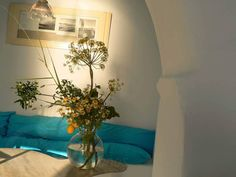 Caprice of Mykonos Mykonos, Greek Decor, Bar Interior Design, Natural Interior, Stone Texture, Cool Bars, Interiores Design, Flower Arrangements, Avengers