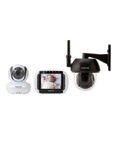 Look at this #zulilyfind! Focus360 Baby Monitor & Outdoor Camera by Motorola #zulilyfinds