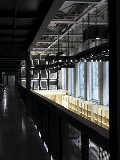 Fendi Headquarters in Milan by Marco Costanzi