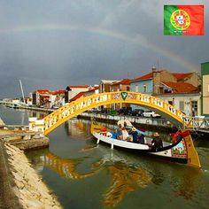 Foto de:@ruibart •Local:Aveiro, Portugal