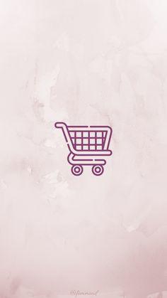 instaicon shopping instaikona zakupy  icon Insta Icon, Icons, Shopping, Instagram, Tela