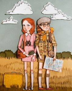 Moonrise Kingdom. My favorite film