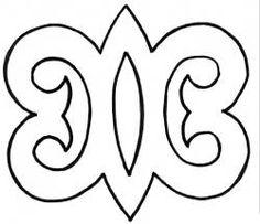 казахский орнамент, орнаменты, мотивы, узоры, картинки