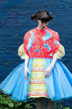 Wan Chi Wong - has entered the annual MUUSE x Vogue Talents competition and needs your vote! See the collection and Vote here http://www.muuse.com/#!vogue2013/506-wan-chi-wong