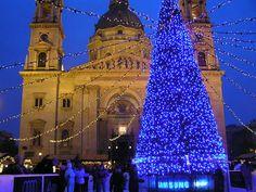 Budapest, St. Stephen's Basilica Advent 2012