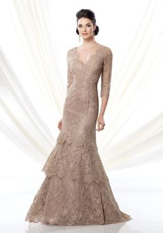 Ivonne D. 214D53 Mother Of The Bride Dress - The Knot