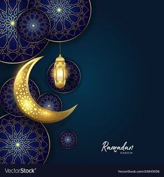Ramadan kareem islamic premium background vector image on VectorStock Eid Mubarak Background, Ramadan Background, Eid Mubarak Vector, Eid Mubarak Greetings, Wallpaper Ramadhan, Ramadan Cards, Islamic Wallpaper Hd, Muslim Ramadan, Ramadan Decorations