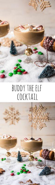 Buddy the Elf Cocktail   halfbakedharvest.com @hbharvest