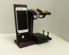 Iphone Dock Iphone Docking Valet Iphone 6 6 plus от ImproveResults