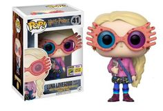 Luna Lovegood #41 -- SDCC Exclusive 2017 Funko POP.