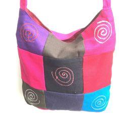 BongoJazz Designer Bag Indian Handcrafted Ethnic Tribal Boho Hippy Patchwork SALE !!!!!!!!!!!! Now £10.99.