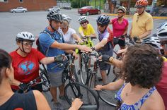 Le Tour de Roanoke unites foodies and bikers. Boater, Bikers, East Coast, Foodies, Beautiful