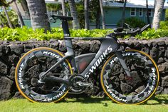Kona Pro Bike: Ben Hoffman's Specialized Shiv