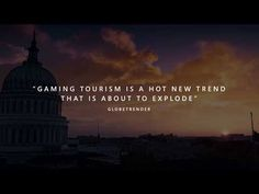 (1) Visit Xbox: The Birth of Gaming Tourism - YouTube Virtual Travel, Advertising, Ads, Award Winner, Amazing Destinations, New Trends, Cannes, Case Study, Xbox