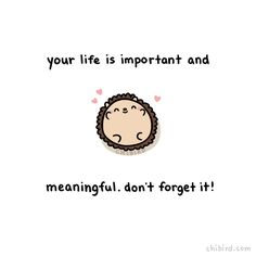 Happy hedgehog reminder! :D