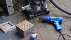 Quick n dirty DIY vacuum former. Instructables