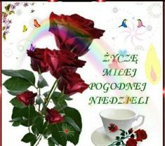 Good Night, Good Day, Good Morning, Mugs, Tableware, Plants, Polish, Pictures, Nighty Night