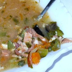 Russian / Ukrainian Solyanka Soup Is Considered a Hangover Cure