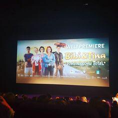 Premiere #bibiundtina #weltpremiere #kulturbrauerei