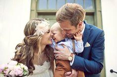 Vintage Inspired Swedish Wedding By Fotografmatlida - Boho Weddings: UK Wedding… Boho Wedding, Wedding Blog, Wedding Vintage, Wedding Ideas, Bow Tie Hair, Swedish Wedding, Family Photos, Couple Photos, Grace Loves Lace
